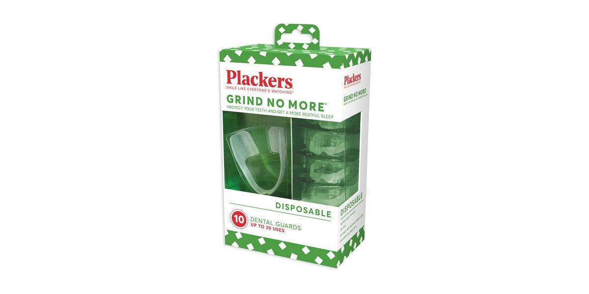 プラッカーズ・歯ぎしり防止 イージープロテクター
